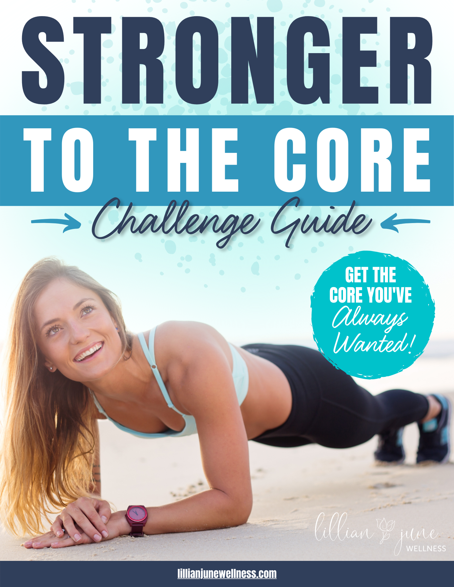 5-Day Stronger to the Core Challenge!